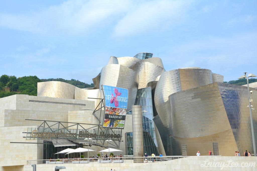 Museo Guggenheim Bilbao 08