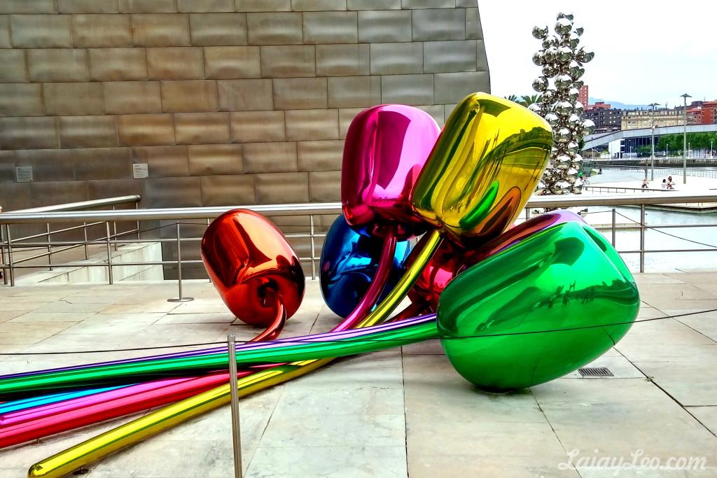 Museo Guggenheim Bilbao 12