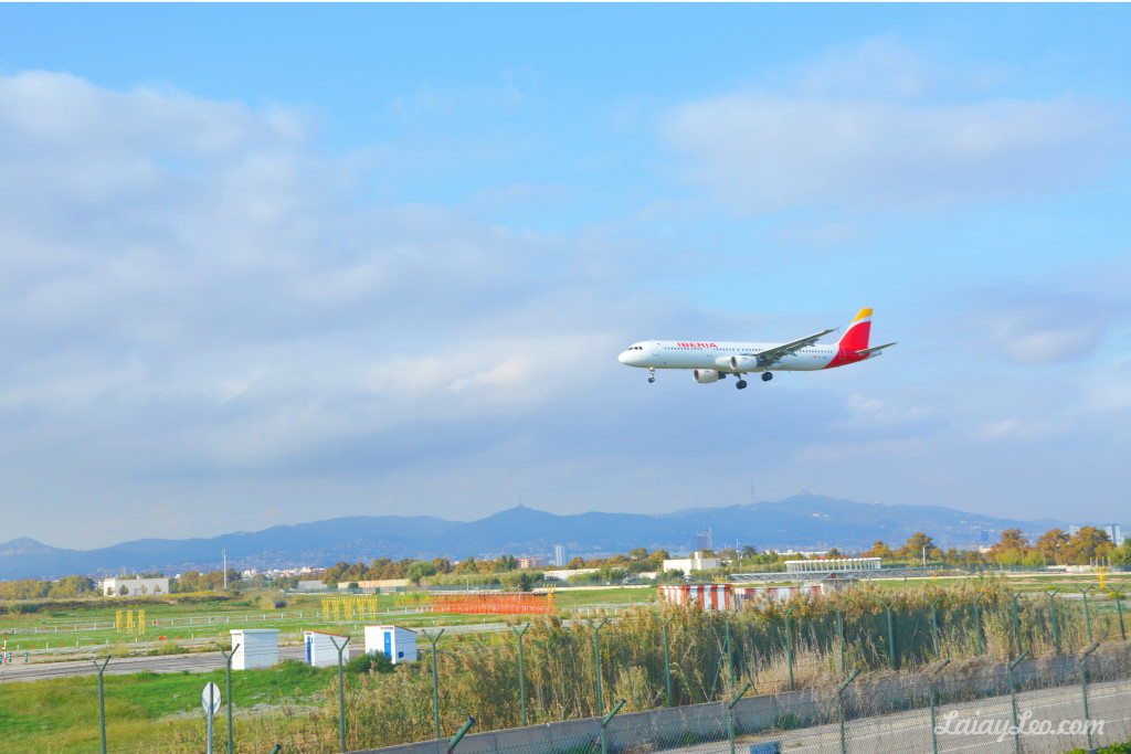 Mirador del aeropuerto Barcelona - El Prat 06
