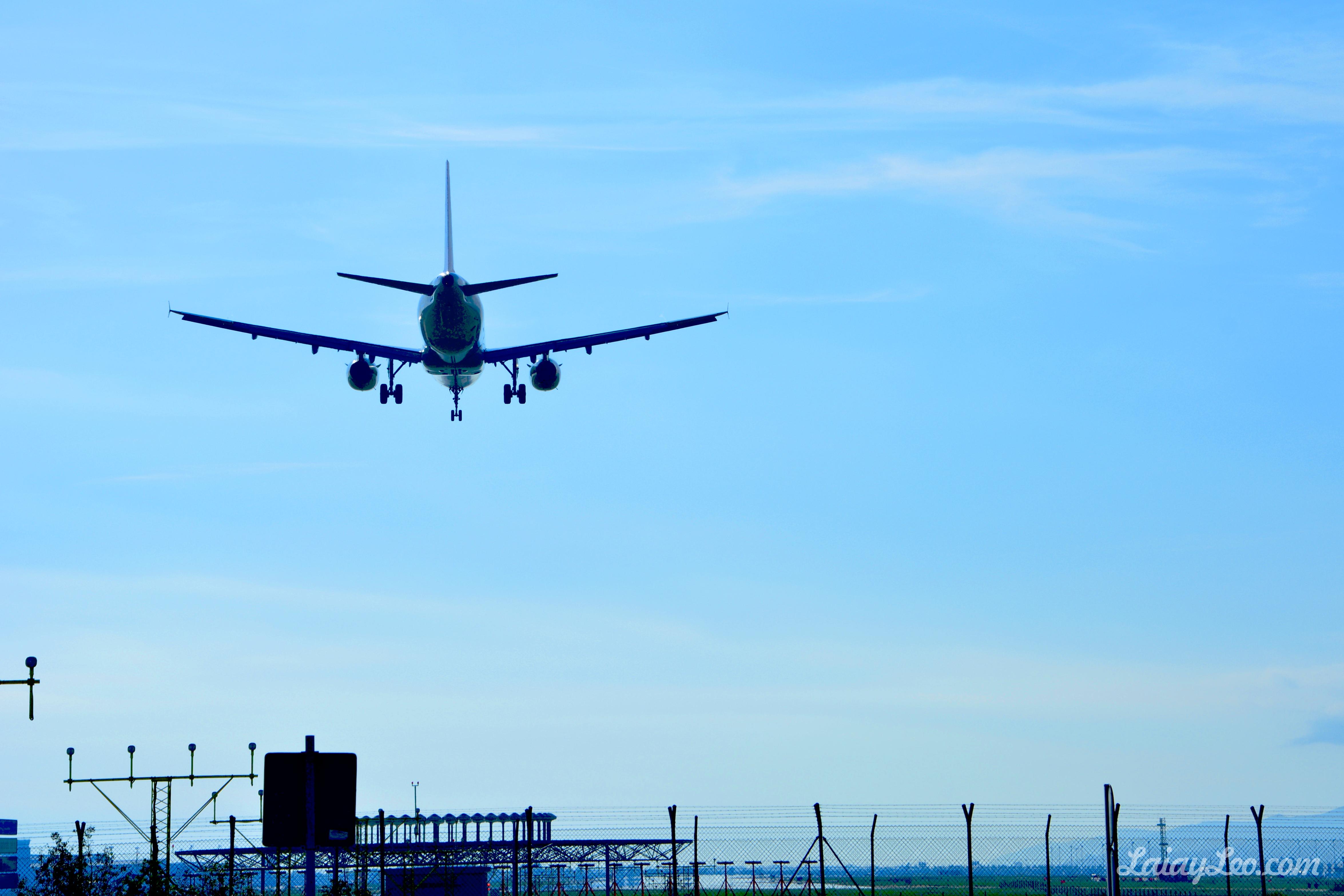 Mirador del aeropuerto Barcelona - El Prat 07