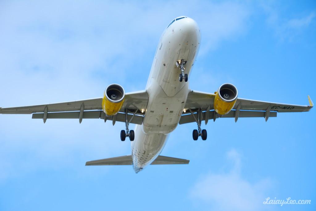 Mirador del aeropuerto Barcelona - El Prat 08