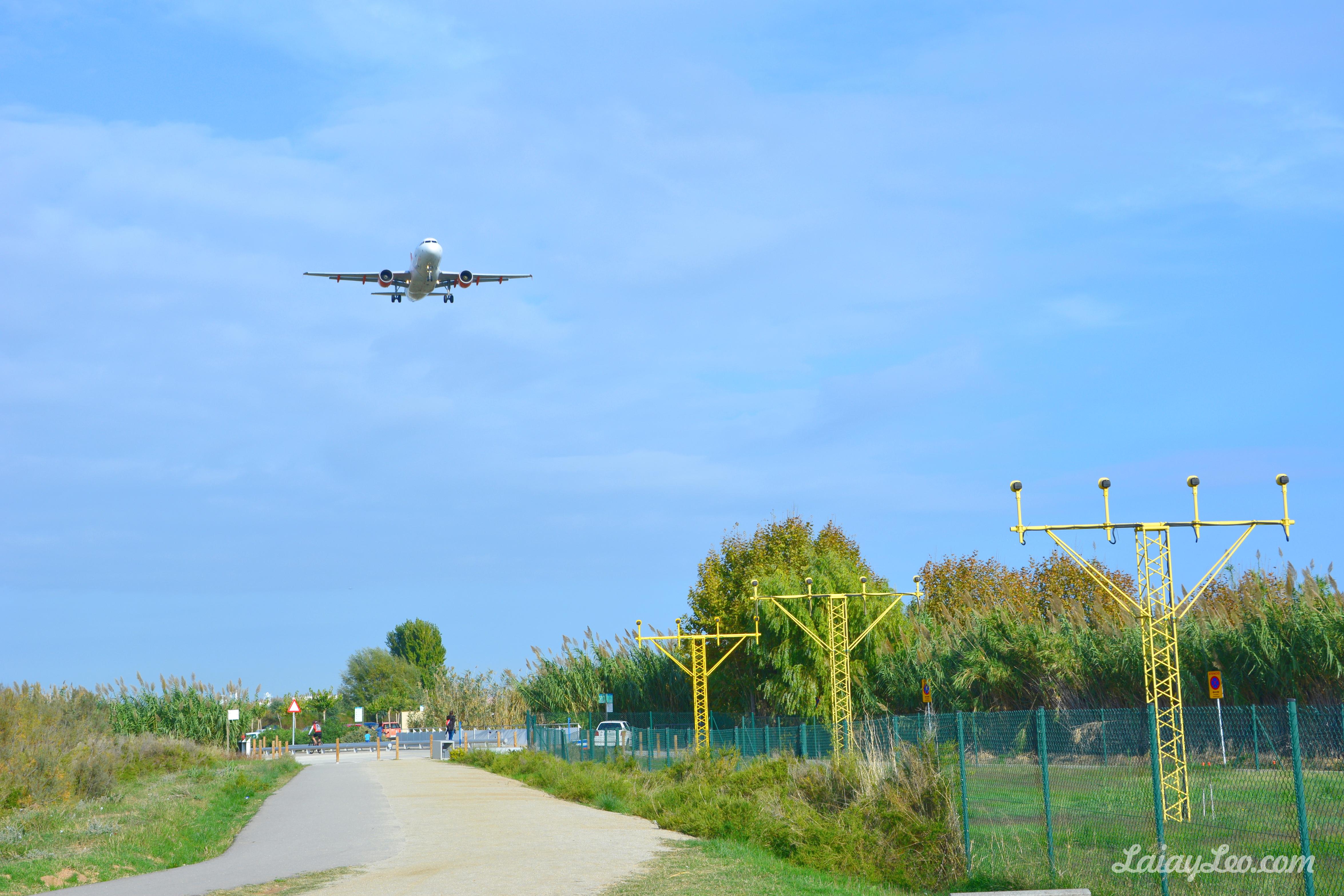 Mirador del aeropuerto Barcelona - El Prat 09